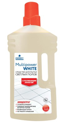 Prosept Multipower White  Химия (Чистка твёрдых полов)