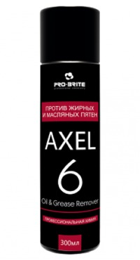 Pro-Brite AXEL-6. Oil & Grease Remover  Химия (Пятновыведение)