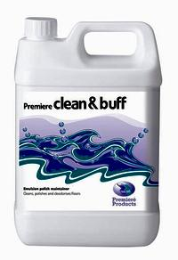 Premiere Products �� ����� �� ������ / Clean & Buff Premiere Products   �����