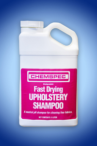 Chemspec FAST DRYING UPHOLSTERY SHAMPOO (�������������� ������������ ������� ��� ������ ������)  ����� (������ ������ ������)