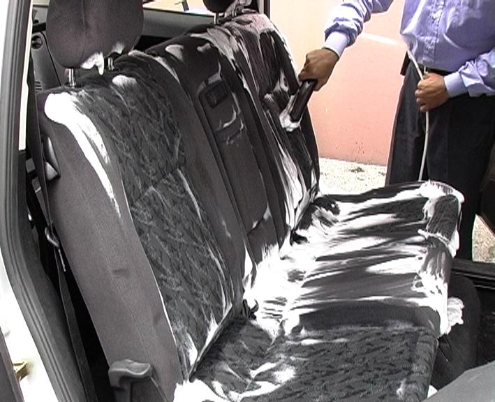 Средства для чистки своими руками салона авто