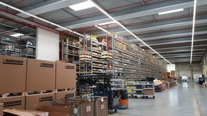 В гостях у Керхер: Логистический центр, цех металлообработки, сборочный цех (фотоотчет) |