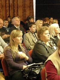 В Новосибирске прошла конференция по клинингу (фотоотчет) |