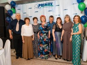 Компания Примекс-Кузбасс отметила 10 летний день рождения |