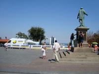 KÄRCHER очищает Потемкинскую лестницу в Одессе |