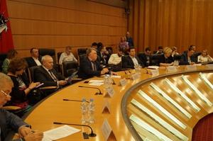 Участниками конференции утверждена хартия добросовестной конкуренции в сфере клининговой деятельности |
