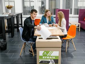 Оптиком открыл проект по вывозу бумаги на переработку - Бумаговорот