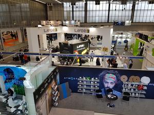 В Амстердаме проходит выставка Interclean 2018 (фотоотчет, часть 1) |
