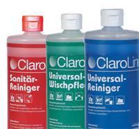 Профф Лайн объявляет о запуске продаж продукции ClaroLine для ежедневной уборки |