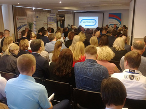 31 мая в Санкт-Петербурге прошла конференция Чистодром (фотоотчет) |