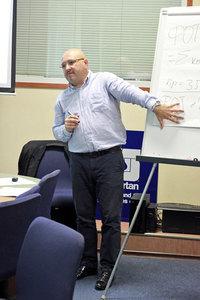 В Клин студио прошел семинар, посвященный организации и ведению клинингового бизнеса |