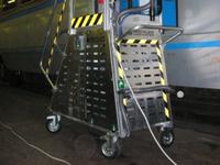 На выставке ЭкспоСитиТранс покажут уникальный комплекс для внутренней мойки вагонов |