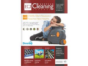 Cтатья Олега Попова вышла в журнале European Cleaning Journal |