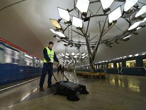 В условиях высокой конкуренции Karcher выиграл право по переоснащению метрополитена |