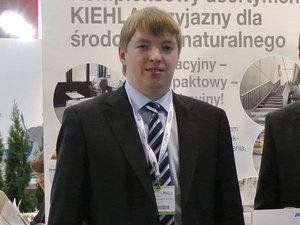 Дмитрий Шмаров рассказал о истории создания компании |