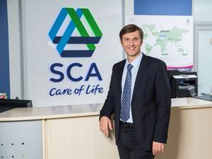 Максим Барков из SCA рассказал о бизнесе компании в России |