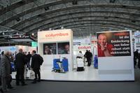 В Амстердаме завершилась выставка ISSA Interclean (фотоотчет) |