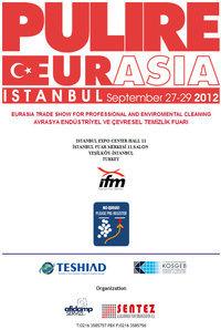 Клининговая выставка откроется в Стамбуле 27 сентября (Pulire Eurasia) |