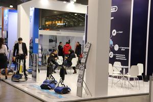 Подведены итоги первого дня выставки CleanExpo (фотоотчет)