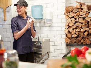 Tork начала сотрудничество с Национальной гильдией шеф-поваров |