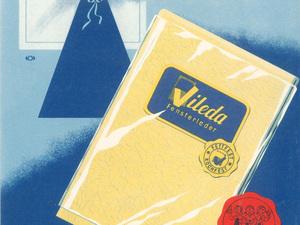 Торговая марка Vileda отмечает свой 70-й день рождения |