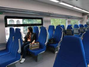 NAI Becar была признана победителем конкурса на уборку скоростных поездов |