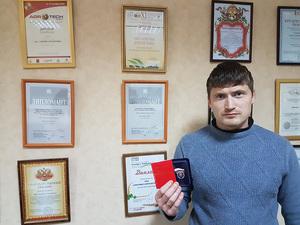 Компания Элитные Агросистемы приняла участие во всероссийском конкурсе |