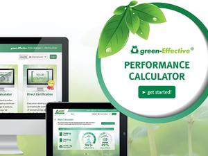 Экологичность посчитают на специальном калькуляторе