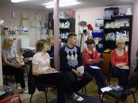В Российской Школе Клининга прошел цикл обучающих семинаров-тренингов  