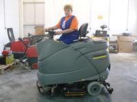 Элоя Сервис получила оборудование от Керхер |