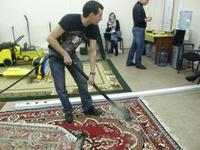 14-15 марта 2011 в Новосибирске прошла практическая конференция по теме: Современные технологии очистки и ухода за текстильными поверхностями |