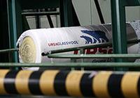 На заводе URSA были произведены работы по индустриальной очистке с помощью вакуумного погрузчика |