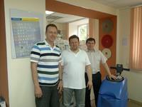 Тарас Дударь и Радник решили проводить совместные семинары |