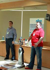 30-31 мая в Санкт-Петербурге прошел клининговый форум «Эра чистоты» (фото) |