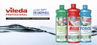 Vileda Professional объявила о запуске продаж продукции Dr.Schnell |