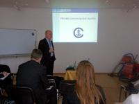7 апреля в Тюмени Клинфикс и журнал Профессиональная чистота провели семинар  