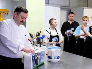 Махов и Tork открыввют новые секреты решений для кухни ресторана |