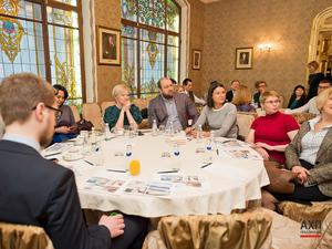 Бизнес-завтрак с руководителями административно-хозяйственных департаментов компаний |