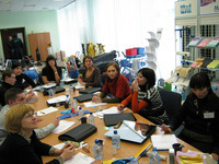 Обучающий Центр Clean Studio начал 2010 год с обучения новичков |