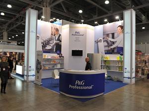P&G Professional приняла участие в выставке ПИР |