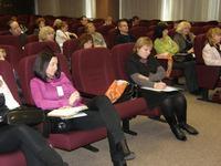 16 февраля в Новосибирске прошла конференция - Современные клининговые технологии с применением продукции DR. SCHNEL |