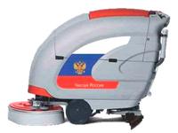 Поломоечные машины Comac с российским флагом начали продавать в Москве |