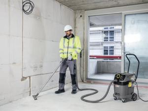 Система TACT для сбора больших объемов строительной пыли |