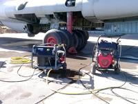 Авиационный ремонтный завод приобрел технику Karcher  
