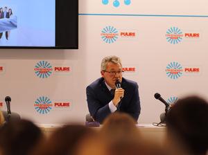 В Москве прошла презентация Профсоюза Работников Клининговых Компаний (видео)