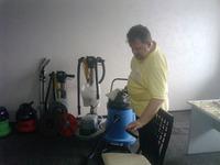 6-7 июня в Красноярске прошла практическая конференция по теме: Современные технологии очистки и ухода за текстильными поверхностями |