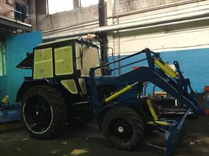 Ремонт тракторов любой сложности от Клин-Транс |