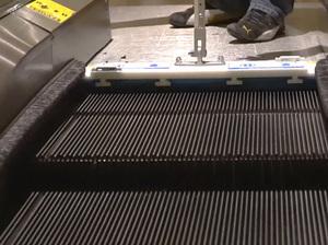 Азбука чистоты запустила продажи системы очистки эскалаторов Ren |