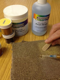 Chemspec: Восстановления цвета ковров теперь на более качественном уровне |