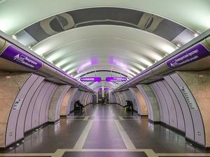 Уборка в петербургском метро обойдется в 3 миллиарда рублей